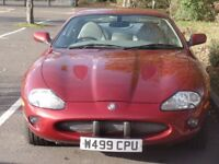 Jaguar XKR excellent condition ,full leather,service history.