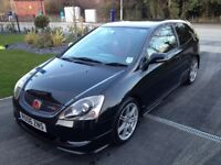 2006 EP3 Honda Civic Type R Premier Edition, Long MOT and been well cared for.