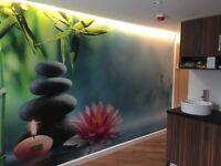 Treatment room for rent Canary Wharf ( Footbridge )