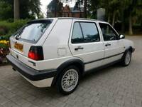 1990 Vw Golf GTI 1.8 8v Mk2 Big Bumper