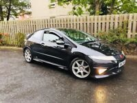 HONDA CIVIC 2.0 I VTEC TYPE R GT 57 PLATE SHOWROOM CONDITION FULL SERVICE HISTORY