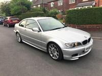 Bmw 320 cd coupe M sport 2.0 diesel manual 2006