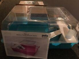 Hamster / Gerbil home