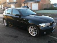 BMW 118i M Sport 2006 MOT May 2018 Immaculate as Astra Focus A3 A4 Golf Mondeo Passat TT Insignia