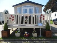 Primrose Valley Heaven park Filey - 6 berth platinum holiday Caravan to rent