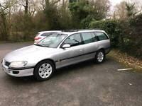 1999 Vauxhall Omega estate automatic