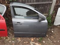 VAUXHALL ASTRA SXI DOORS,WINGS,TAILGATES,BONNETS AVAILABLE