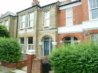 Lovely 2 Bed Ground Floor Period Maisonette With Private Garden, Unfurnished Close To Balham Station