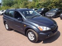 Rear Diff Issue, 2007 07 Ssangyong Kyron 2.0TD SE 5dr 4WD Diesel, 101K Miles, Long MOT, Drives