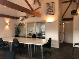 12 person office to rent - Spitalfields/ Liverpool Street - AVAILABLE NOW