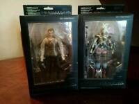 Final fantasy collectors figures