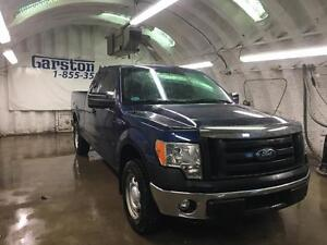 2011 Ford F-150 SUPER CAB*HITCH RECEIVER w/PIN CONNECTOR*PLASTIC