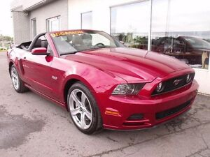 2014 Ford Mustang GT-CONVERTILE-MANUEL