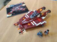LEGO space ship Star Wars