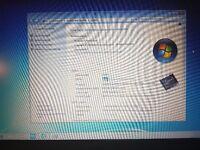 dell e6420 i7 nd2 gen 8gb ram 750 hdd 14 inch webcam dvd-rw windows7 64.bit microsoft office skayp