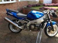 Kawasaki zx9r c2 1999