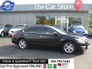 2013 Nissan Altima 2.5 SL - LEATHER sunroof HTD SEAT push start