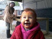 Volunteer Face Painter