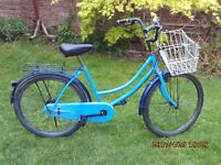 LADIES RETRO SHOPPING BIKE ONE OF MANY QUALITY BICYCLES FOR SALE
