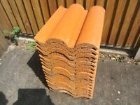 Roofing Tiles - New Marley Double Roman