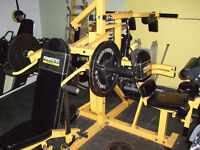 powertec multi gym