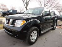 2007 Nissan Pathfinder SE*7 PLACES