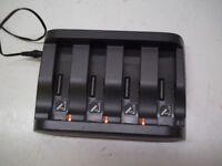 SAC4000-4000CR - Motorola WT4000 Series 4-Slot Battery Charger