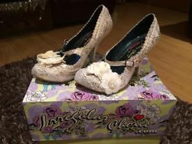 Irregular choice shoes (original shoes)