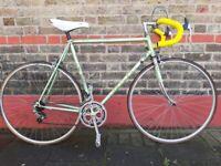 Vintage Peugeot course vitus racer bike