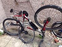 Hybrid mountain bike - spares/repairs