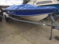 17ft speedboat boat only no trailer or engine