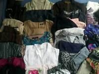 Ladies clothes fit size 12
