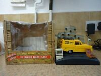 ONLY FOOLS & HORSES TALKING ALARM CLOCK BOXED WITH INSTRUCTIONS
