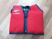 Konfidence Swim Jacket up to 3 years (v good condition)