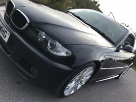 BMW 3 Series 2.0 320Cd M Sport 2dr + leathers+very clean example