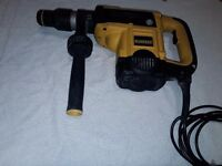 Dewalt breaker and drill