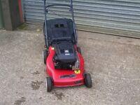 """Mountfield 17""""petrol lawnmower"""