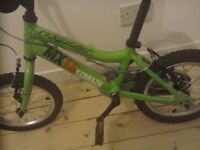 Boys Ridgeback bike mx 14