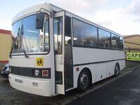 1994 dennis 36 seater coach 9 months mot £3750 no vat