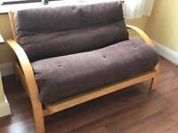 Double Futon Sofa-bed