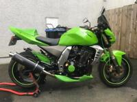 Kawasaki z1000 swap aprilia tuono/suzuki sv1000 or what have you