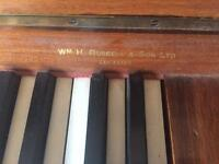 Beautiful piano for sale for beginners to intermediate players