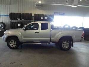 2007 Toyota Tacoma 4X4 Double Cab V6 Manual