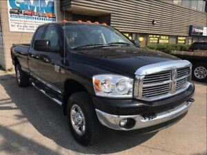 2008 Dodge Ram 2500 SLT Quad Crew Cab Long Box 4X4 Gas