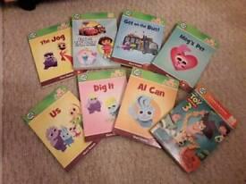 LeapfrogTag Junior Books