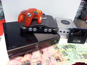 CASH For Video Games. Instant CASH LOANS on Games, Consoles and Accessories. Playstation, XBOX, Nintendo, Atari, Sega!