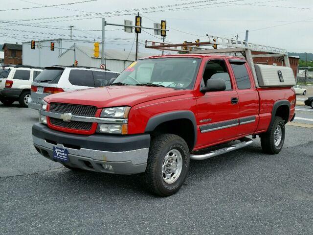20040000 Chevrolet Silverado 2500