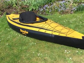 Sevylor Pointer K1 ST6107 One-person inflatable kayak