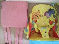 Baby booster seat & toddler booster cushion