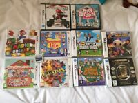 Nintendo DS and 3DS Game Bundle